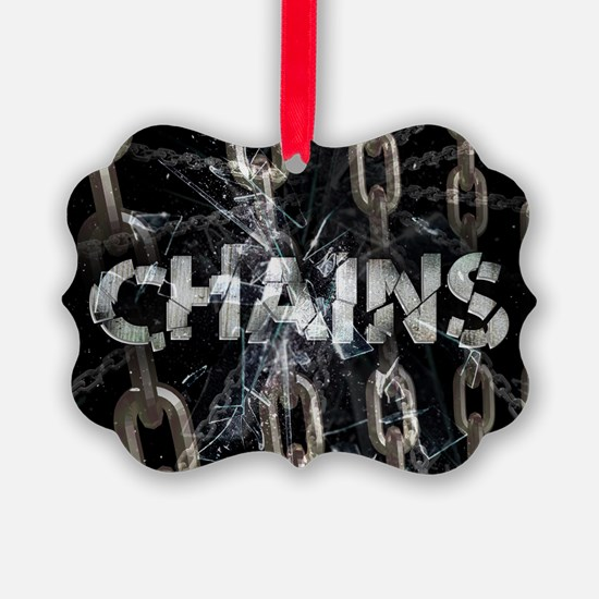 Chains Ornament
