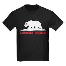 California Grunge Bear T