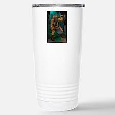 Dwarven Adventurer Travel Mug