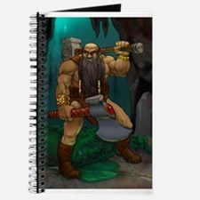 Dwarven Adventurer Journal