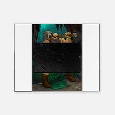 Dwarven Adventurer Picture Frame