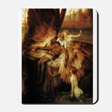 Mourning of Icarus Mousepad