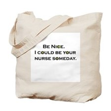 Cute Future lpn Tote Bag