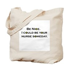 Cute Nursing student Tote Bag