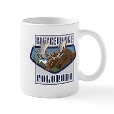 Breckenridge Mountaintop Moose Mug