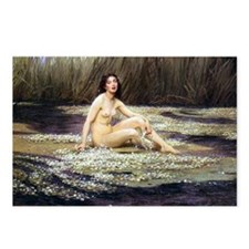 Water Nymph Postcards (Package of 8)