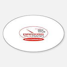 Drivers Talk Radio Decal