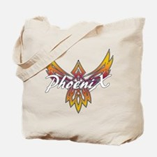 Phoenix Band Logo Tote Bag
