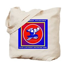 Cute 4th fighter group Tote Bag