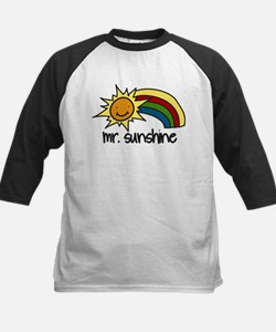 Mr. Sunshine Kids Baseball Jersey