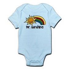 Mr. Sunshine Infant Bodysuit