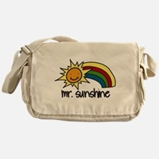Mr. Sunshine Messenger Bag