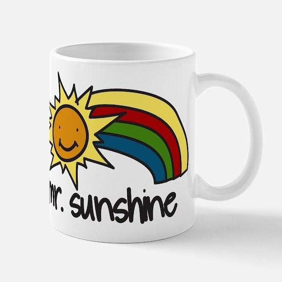 Mr. Sunshine Mug