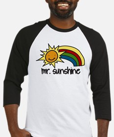 Mr. Sunshine Baseball Jersey