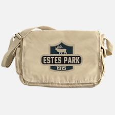 Estes Park Nature Badge Messenger Bag