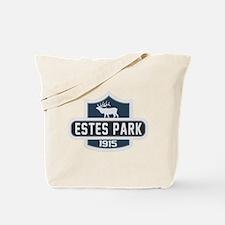 Estes Park Nature Badge Tote Bag