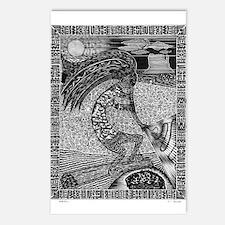 Kokopelli Postcards (Package of 8)