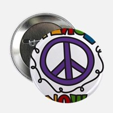 "Peace Now 2.25"" Button"