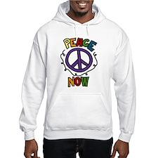 Peace Now Hoodie