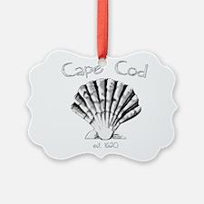 Cape Cod Est.1620 Ornament
