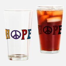 Hope Drinking Glass