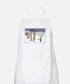 Sleigh Security Apron