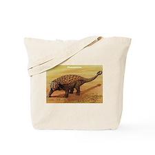 Pinacosaurus Dinosaur Tote Bag