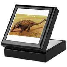 Pinacosaurus Dinosaur Keepsake Box
