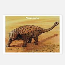 Pinacosaurus Dinosaur Postcards (Package of 8)