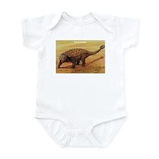 Pinacosaurus Dinosaur Infant Bodysuit