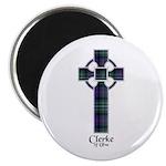 Cross - Clerke of Ulva Magnet