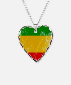 Rasta Colors Necklace