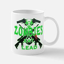 Zombies eat lead 3 Mug