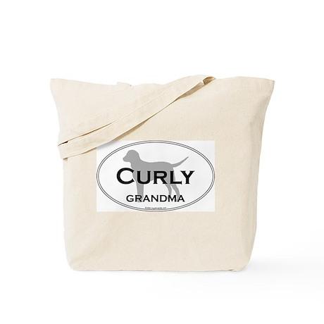 CC Retriever GRANDMA Tote Bag