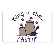 King Of The Castle Decal