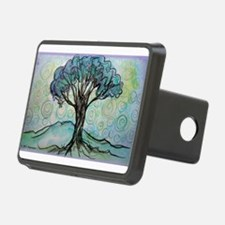 tree ! tree of life, art! Hitch Cover