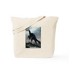 Conchoraptor Dinosaur Tote Bag
