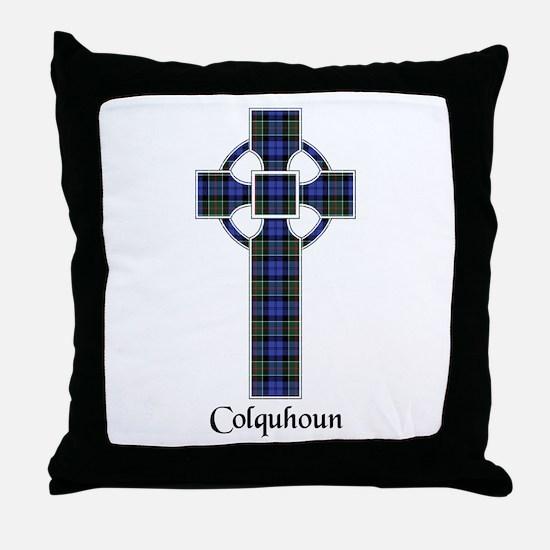Cross - Colquhoun Throw Pillow