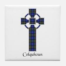 Cross - Colquhoun Tile Coaster