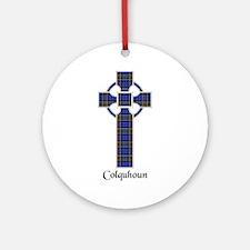 Cross - Colquhoun Ornament (Round)