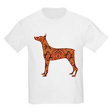 Doberman Pinscher Kids T-Shirt