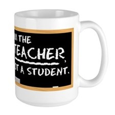 Im-the-Teacher-003E Mugs
