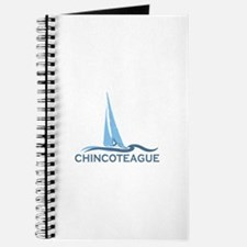 Assateague Island MD - Sailboat Design. Journal