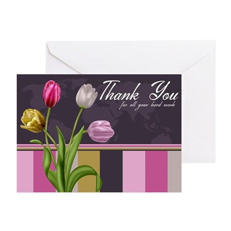 Business Administration Greeting Cards Pk of 10 by