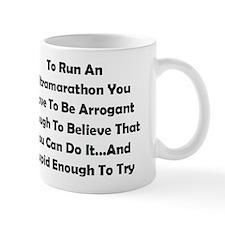 Ultramarathon Saying Mug