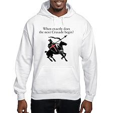 Crusade Jumper Hoody