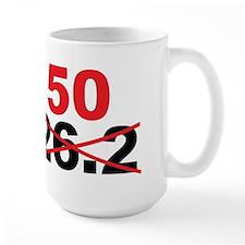 Beyond the Marathon - 50 Mile Ultramarathon Mug