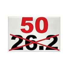 Beyond the Marathon - 50 Mile Ultramarathon Rectan