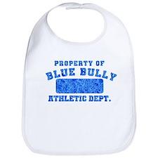 Property of Blue Bully Bib