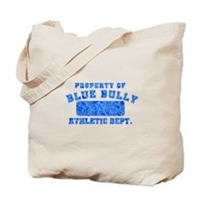 Property of Blue Bully Tote Bag